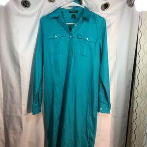 Ralph Lauren Long Shirt / Button down size 6